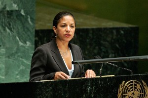 Susan Rice Image via U.S. State Department