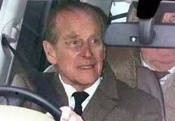 Shocked and Shaken Prince Philip